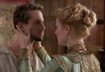 Shakespeare in love. William y Viola