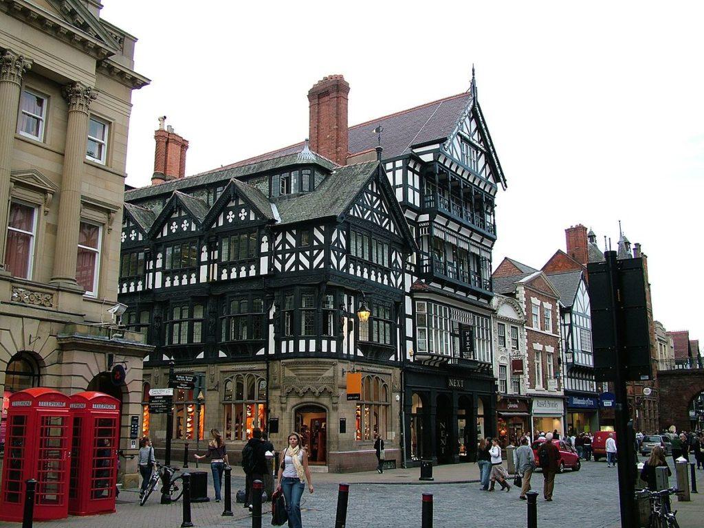 """Fotografía de la ciudad de Chester, que es donde se desarrolla la novela """"Notas para Grace"""" de Brittainy C. Cherry"""