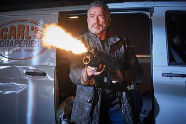 Movistar+ Mayo 2020 Terminator destino oscuro