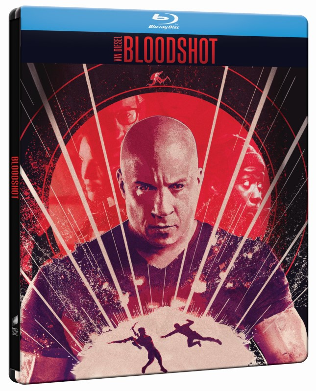 el cine de junio: Bloodshot