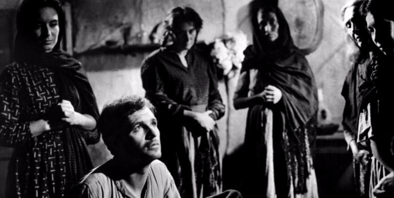 El reputado actor español Paco Rabal fue el protagonista de la versión cinematográfica de Nazarín