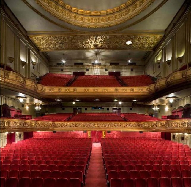 Además de teatro, el nuevo Palacio de la Música también será sala de conciertos.