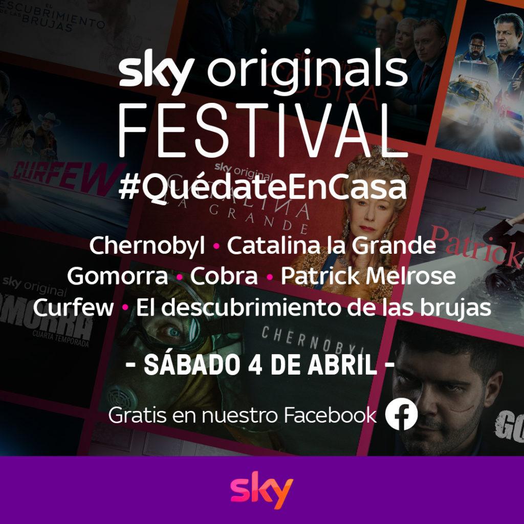 Sky Originals Festival