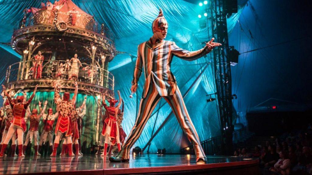 CirqueConn, también experiencias de realidad virtual