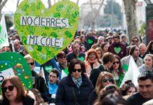 Manifestación de la Plataforma Inclusiva SÍ, Especial TAMBIÉN