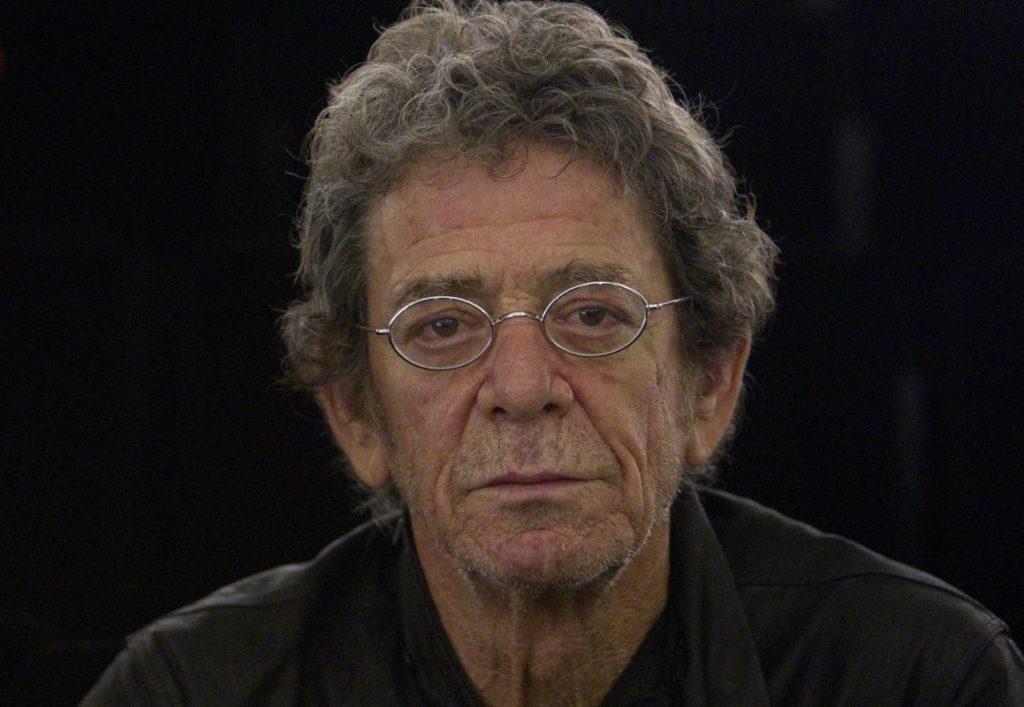 La directora española de cine Isabel Coixet recita poemas del mítico cantante norteamericano Lou Reed en La Cuarta Sala del Canal