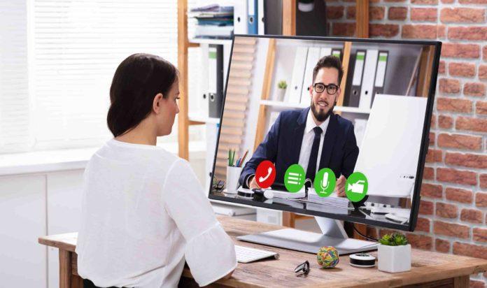 teletrabajo webcam
