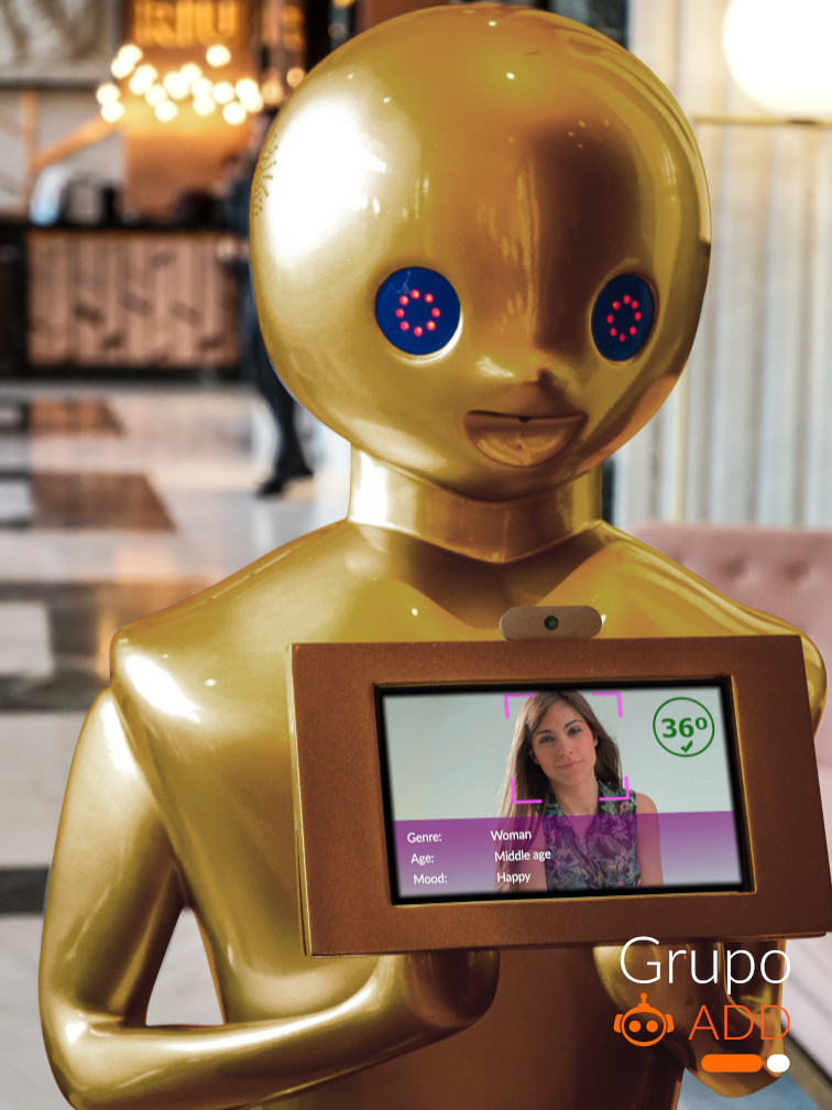 004 GrupoADD Tokyo The Robot Robot de Control de Temperatura 03