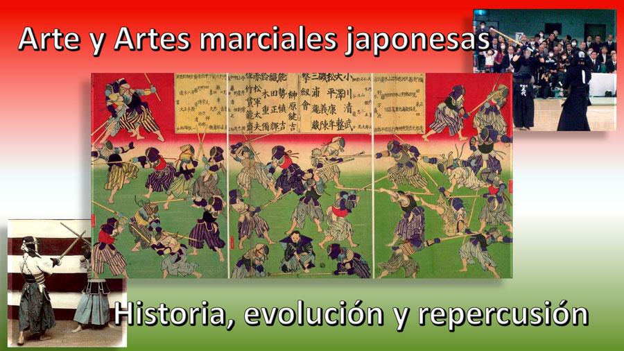 Arte y artes marciales - Historia, evolución y repercusión