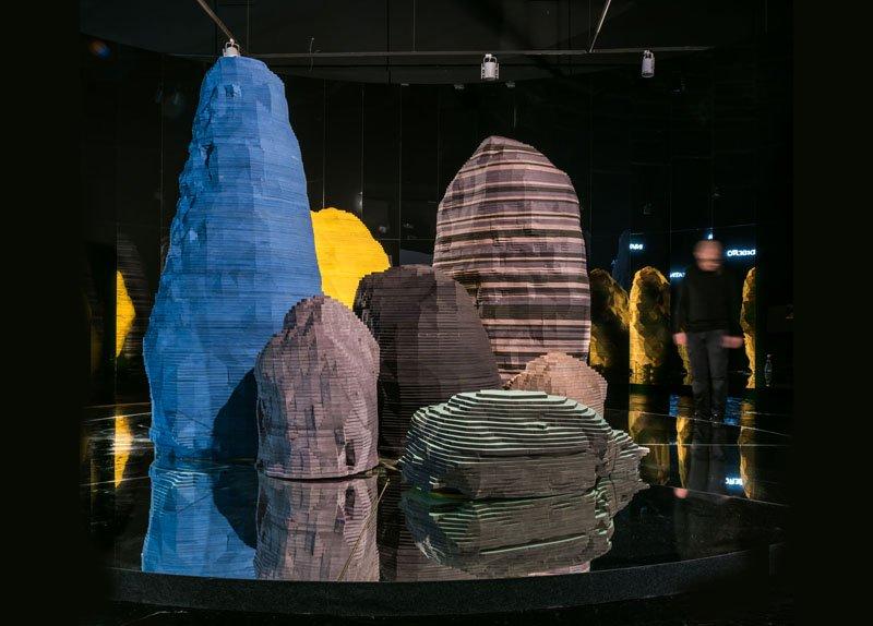 Exposición Astral Bodies, del Teatro Fernán Gómez. Propuestas culturales de vanguardia