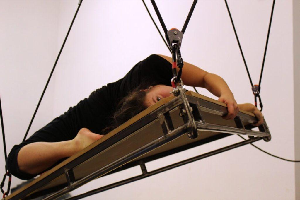 Performance Cher Lucien, en el Teatro Circo Price