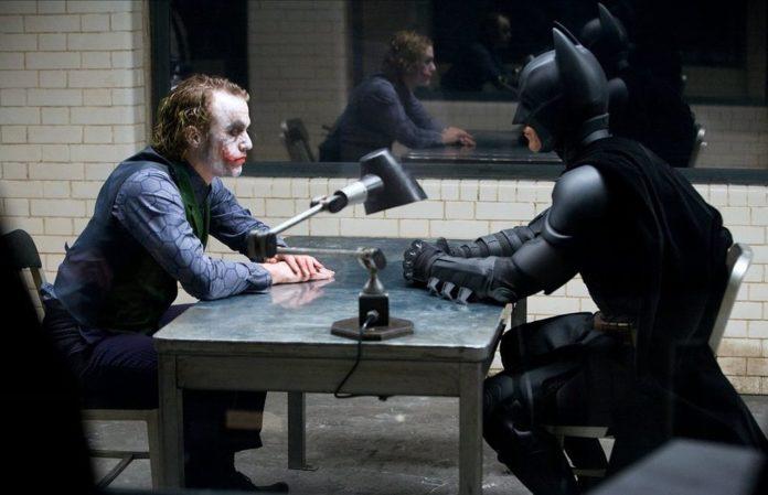 Joker y Batman, la trilogia de el caballero oscuro vuelve al cine
