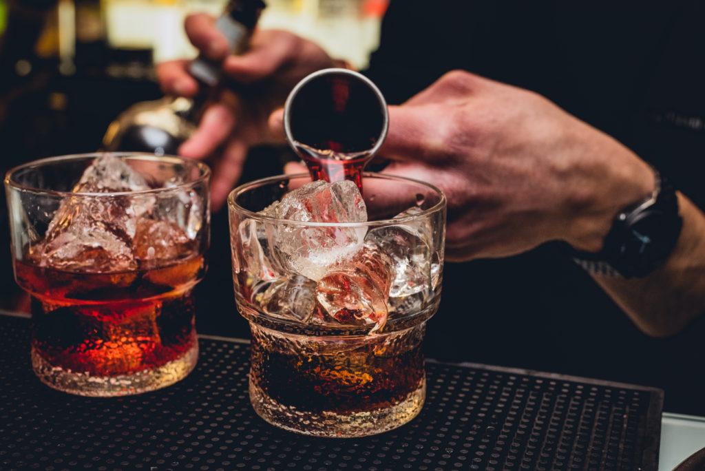 Las bebidas tienen su lugar en Jameo