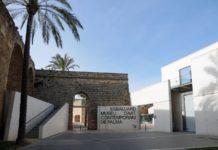 Fachada de Es Baluard Museu d'Art Contemporani, de Palma de Mallorca