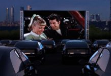 autocine RACE-arranca con Grease