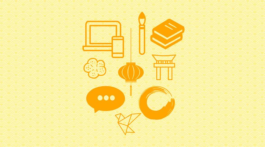 Contenidos online sobre lengua y cultura japonesa, Fundación Japón