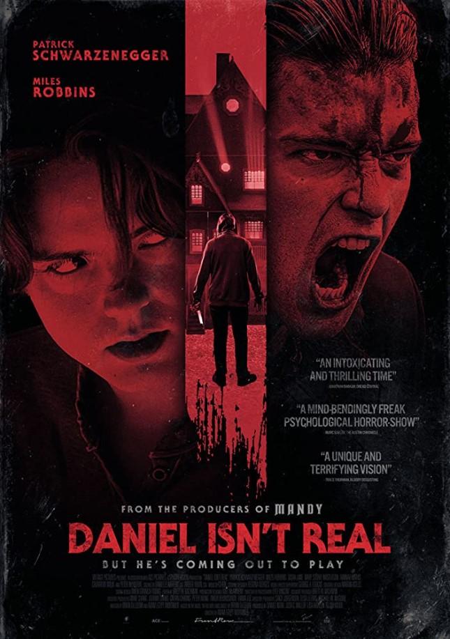Joker y otros estrenos. Daniel no es real
