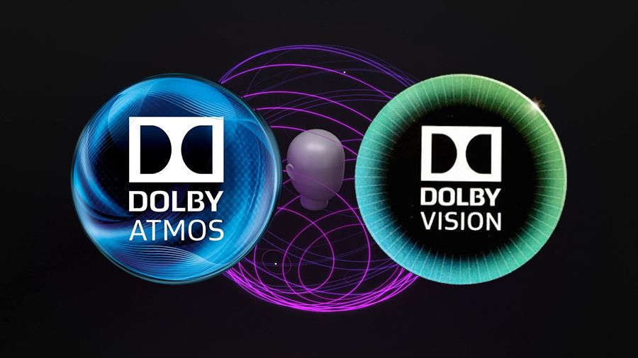 Dolby ATMOS y Dolby VISION