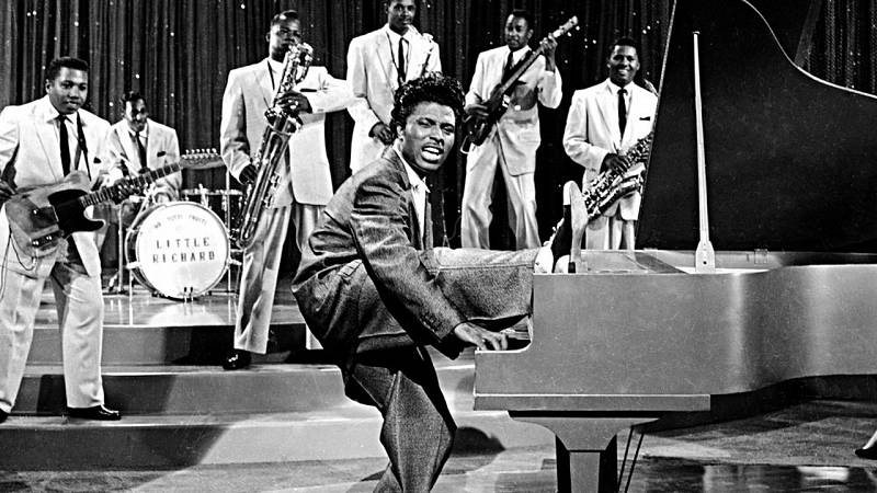 Little Richard en concierto