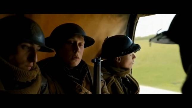 soldados en camioneta 1917 imdb