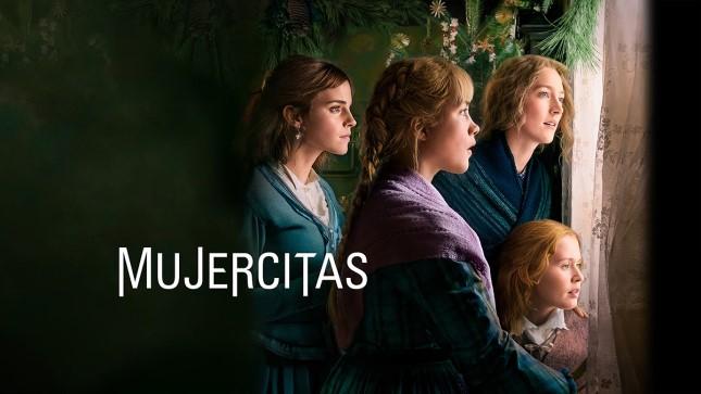 cine de estreno en julio en Movistar + Mujercitas