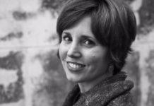 Foto de portada de Ana Gomila, autora de Corazón tan negro y Un acto reflejo para la entrevista en la web Fanfan