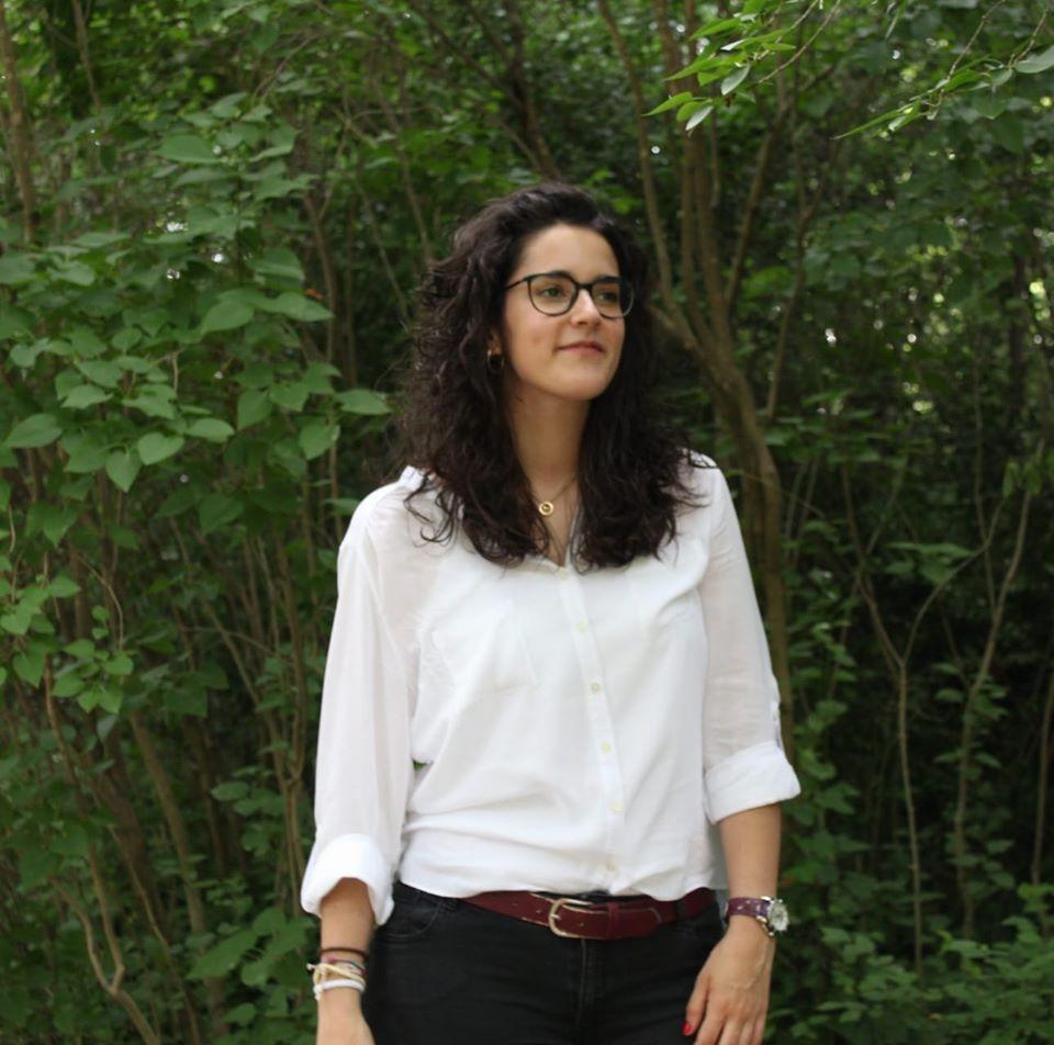 """Foto de archivo de Miriam Migueláñez, autora de """"La mujer del pianista"""""""