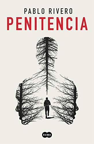 "Portada del libro ""Penitencia"" de Pablo Rivero"