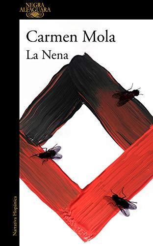 Portada de La Nena, la última entrega de la inspectora Blanco,   de Carmen Mola