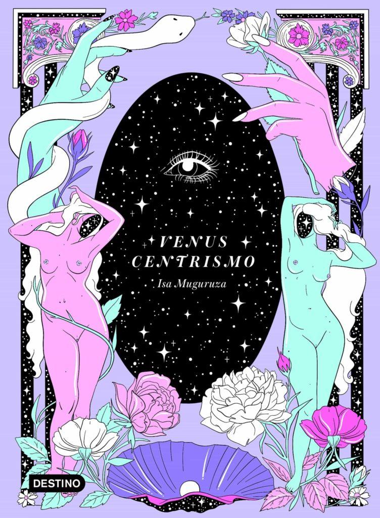 """Portada del libro """"Venuscentrismo"""" de Isa Muguruza"""
