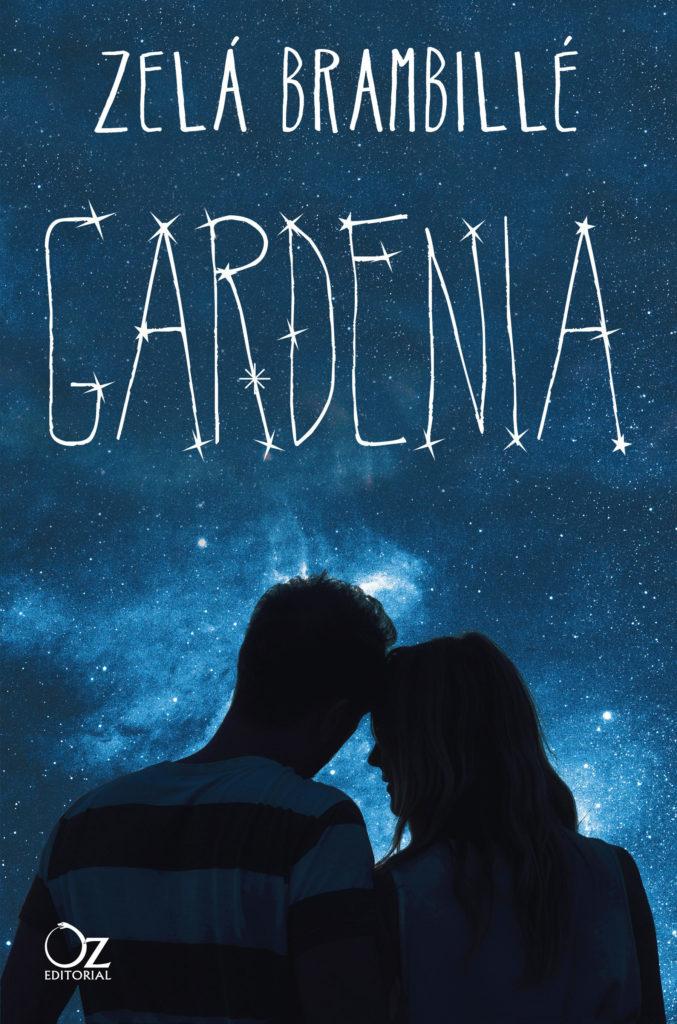 "Portada del libro ""Gardenia"" de Zelá Brambillé"