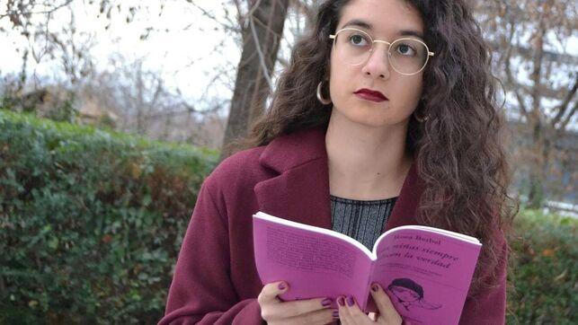 La poeta Rosa Berbel