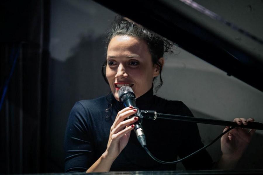 La compositora, pianista y cantante Sheila Blanco
