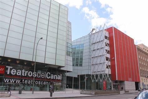 Sede de los Teatros del Canal, en el madrileño barrio de Chamberí