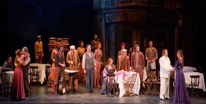 La tempranica se representará en el teatro de la Zarzuela