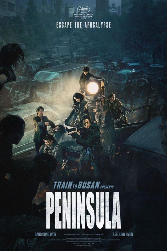 Train to Busan 2: Peninsula, Poster 1