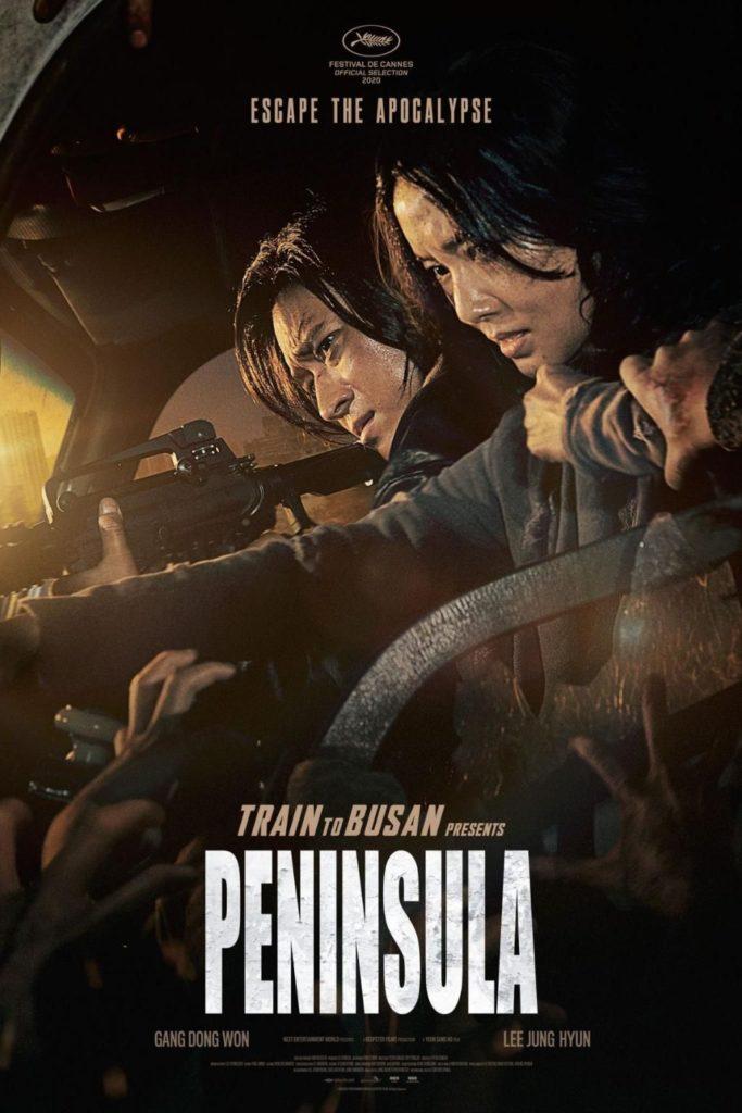Train to Busan 2: Peninsula, Poster 2