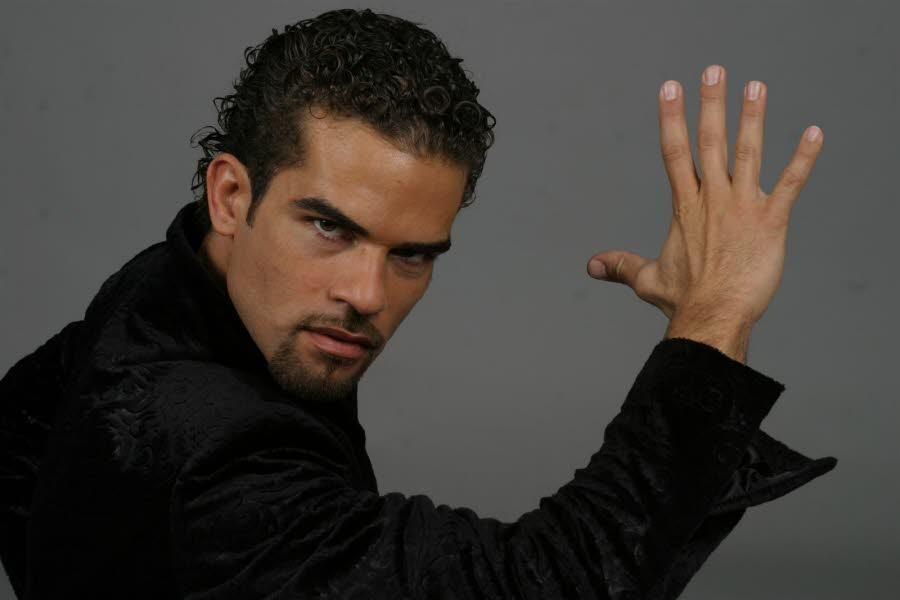 El coreógrafo español Antonio Najarro