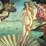 Foto de archivo del cuadro de Boticelli para la reseña de Venuscentrismo de Isa Muguruza