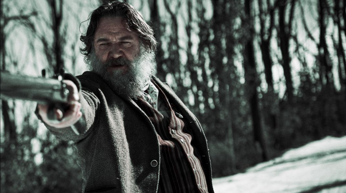 Russell Crowe, The Kelly Gang. La verdadera historia