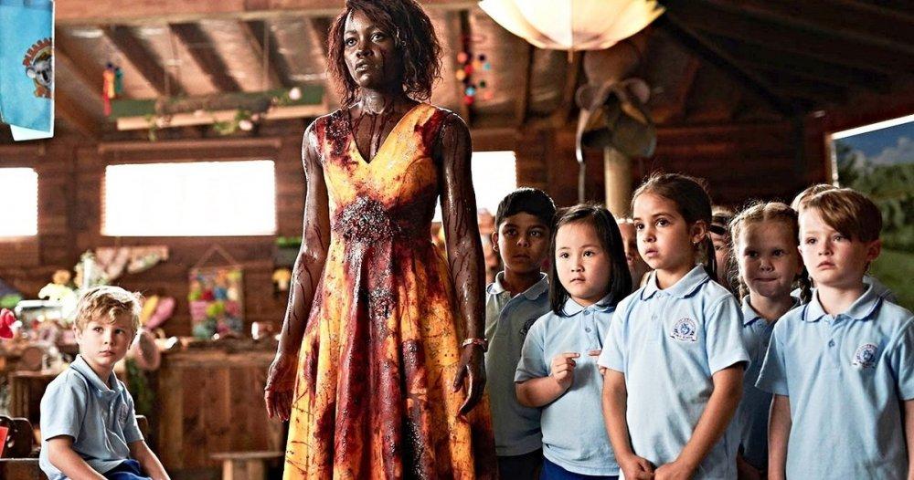Miss Caroline y los niños