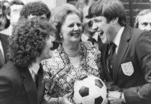 Thatcher y el fútbol