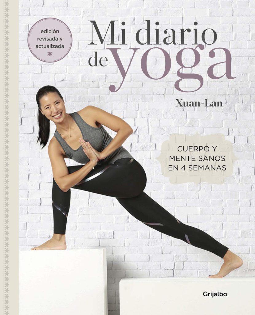 Mi diario de yoga, de Xuan Lan