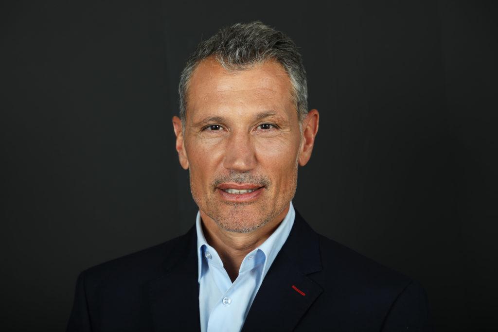 Laurent Puons, vicepresidente delegado de Monaco Mediax, empresa organizadora del Festival de TV de Monte-Carlo