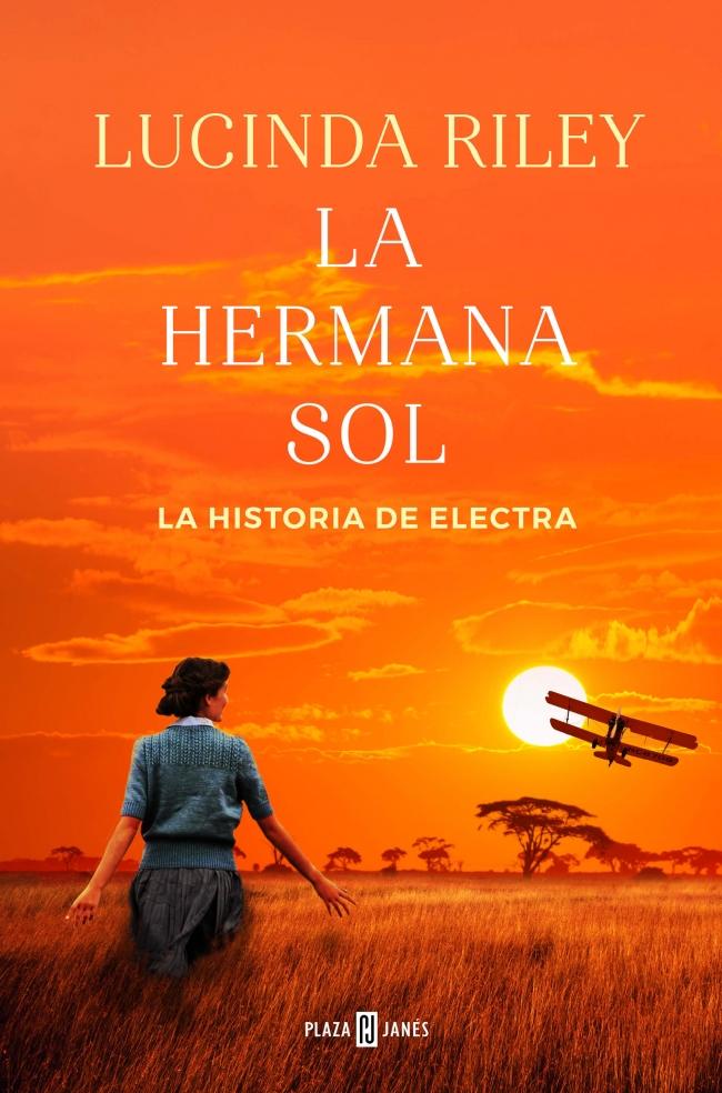 Portada de La hermana Sol, la última novela de Lucinda Riley