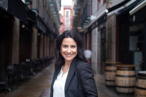 Foto de archivo de Sylvia Herrero, autora de La trilogía de Santa Manuela