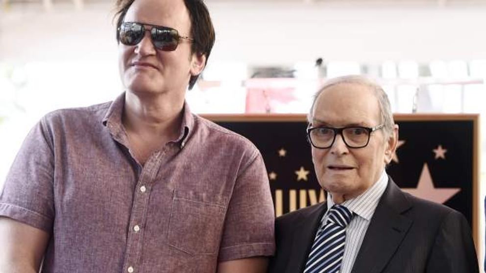 Quentin Tarantino y Morricone