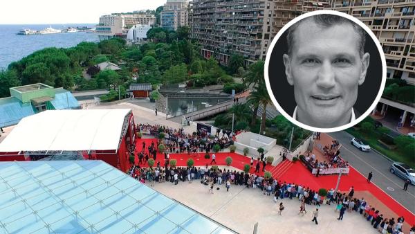 Laurent Puons y el Festival de Televisión de Monte-Carlo