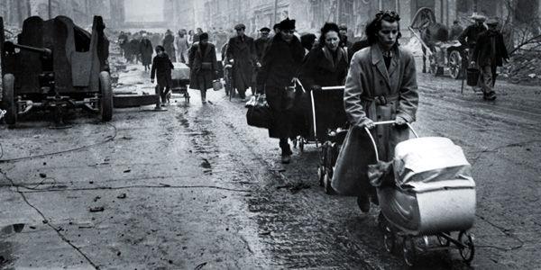 Tras la victoria soviética, 860.000 mujeres alemanas fueron violadas