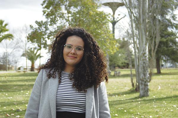 Foto de archivo de Inma Rubiales, autora de Mi conquista tiene una lista